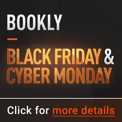 Bookly Black Friday & Cyber Monday 2018