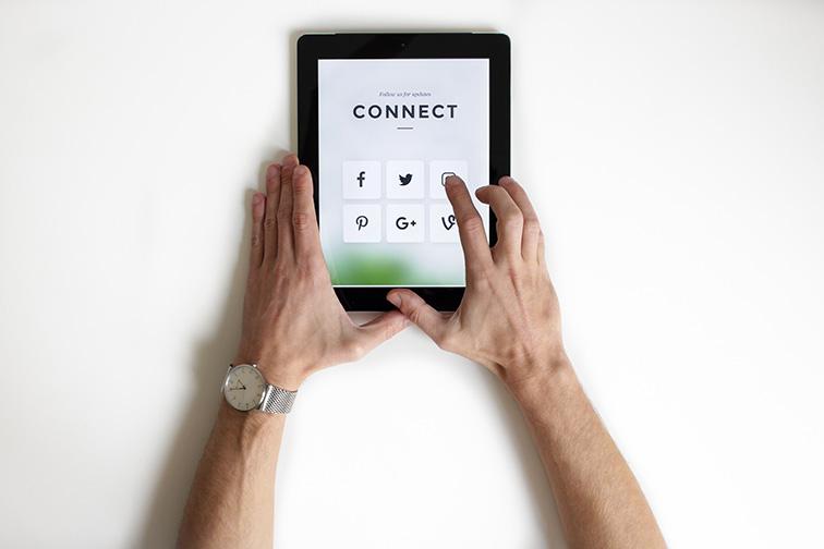 6. Have a Social Media Presence