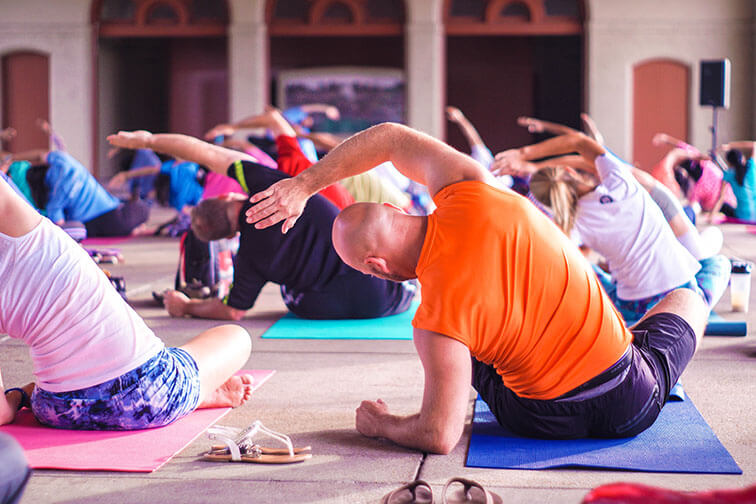 The importance of online booking system in yoga classes