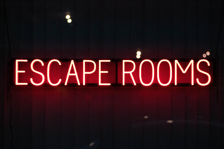 How does an escape room business make money?