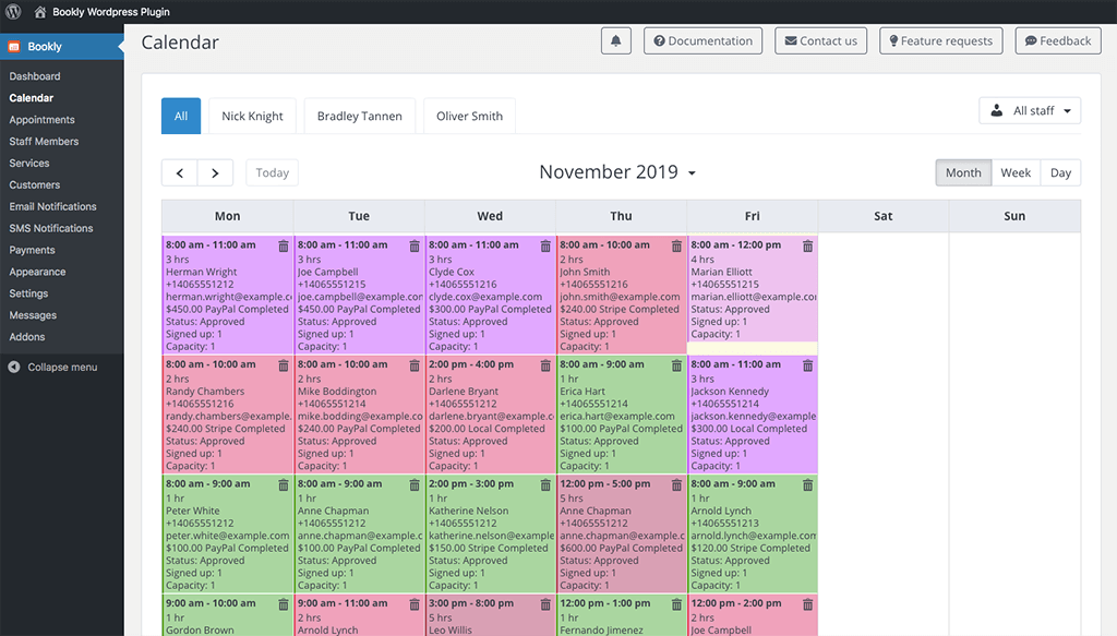 7. Automate Your Employees Schedule