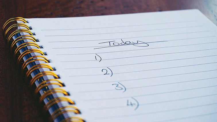 Cut down on your to-do list